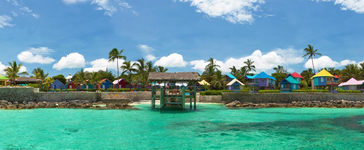 Compass Point Beach   Nassau BahamasResort